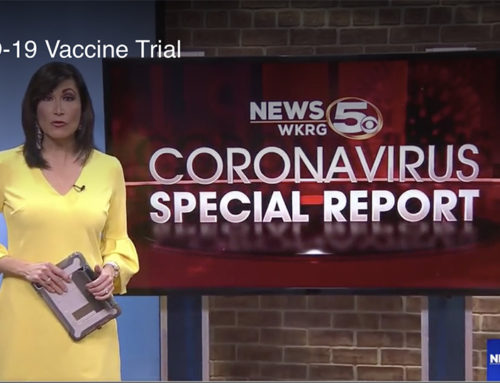 Alabama's First COVID-19 Vaccine Trial Comes To Mobile
