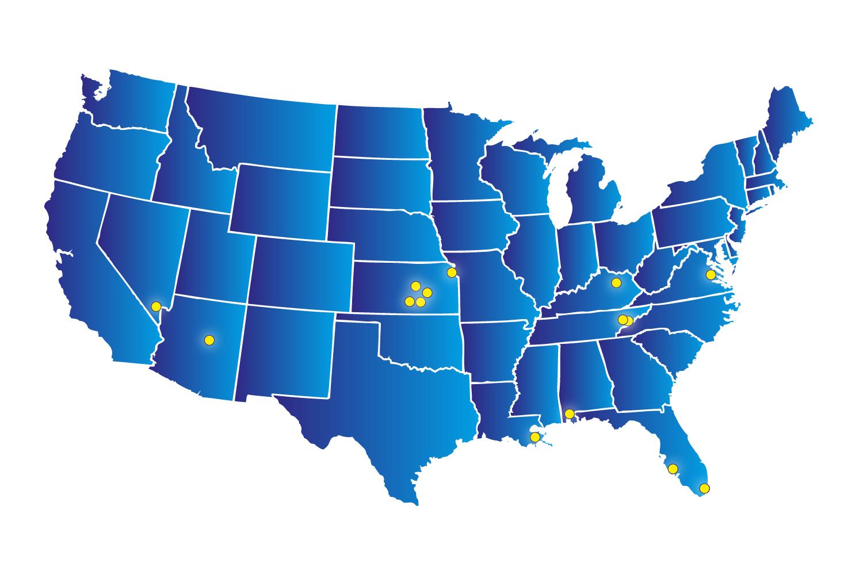 AMR Locations